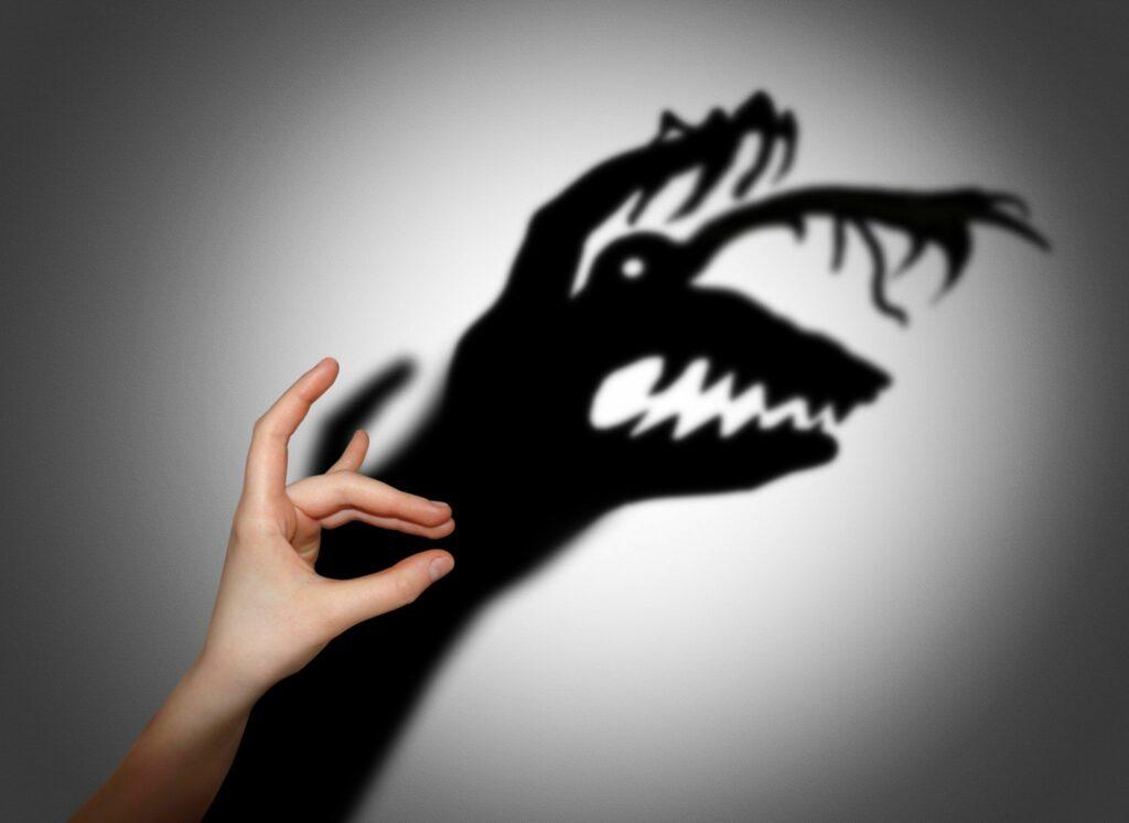 Боюсь призраков